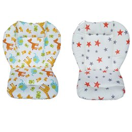 diapers pattern Australia - Pattern Stroller Cushion Seat Cover Baby Diaper Pad Seat Pad Cotton Baby Stroller Mat Mattress Pram Accessories New