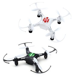 Plastic Mode Australia - HBB H8 Headless RC Helicopter Mode 2.4G 4CH 6 Axle Quadcopter RTF Remote Control Toy