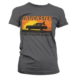 4b8e8b05 Officially Licensed Truckster- The Wagon Queen Women T-Shirt S-XXL Sizes3  Men Women Unisex Fashion tshirt Free Shipping Funny Cool