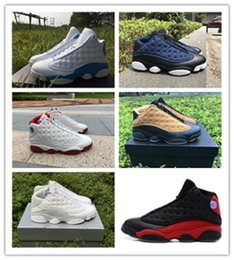 Wholesale 13 Cheap Basketball Shoes Men Women Outdoor Original Sneakers Red China S s Xiii Low Sports White Black Grey Teal