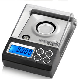 carat scales Australia - 0.001g Digital Counting Carat Scale 20g 30g 50g 0.001g Precision Portable Electronic Jewelry Scales Gold Germ Medicinal Balance