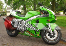 Kawasaki Zx7r Green NZ - Fairing For Ninja ZX7R ZX-7R ZX 7R 1996-2003 96 03 ABS Green FC3715