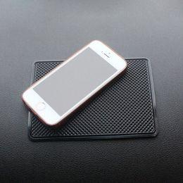 $enCountryForm.capitalKeyWord Australia - dashboard pad 1X Car Interior Silicon 18x13cm Anti-Slip Mat Dashboard Sticky Pad Non Slip For Phone Box Sunglass Holder Free Shipping