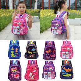 $enCountryForm.capitalKeyWord Australia - Ins Surprise Girls Unicorn Baby Shark Cartoon Shoulder Bag Kids 3D Backpack Kindergarden Book Bag Boys Girls Decompression Schoolbag B71804