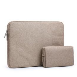 $enCountryForm.capitalKeyWord Australia - Portable Protective Case Bag for Macbook Air Pro Retina 11 12 13 15 inch Laptop Handbag Ultra Thin Lightweight Notebook Protector Pouch