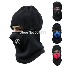 $enCountryForm.capitalKeyWord Australia - New Outdoor Cycling Windproof Helmet Cap Motorcycle Face Mask hat Cover For Sports Bicycle Thermal Fleece Balaclava Hat