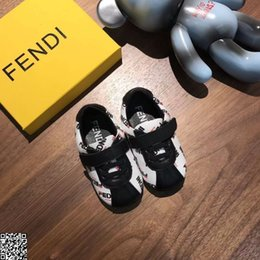 $enCountryForm.capitalKeyWord Canada - Baby walking shoes designer shoes spring letter pattern elements baby shoes black and white two eur size 14-19