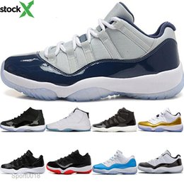 products red Australia - Hot Products 11 Georgetown Men Basketball Shoes high quality 11s Gym Red Space Jam 45 Concord sneakers EUR 40-47