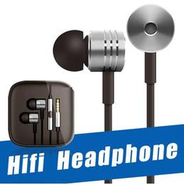 $enCountryForm.capitalKeyWord Australia - Newly HIFI Headphone Noise Cancelling Headset Universal 3.5MM Metal Earphone For Xiaomi Samsung Sony LG with retail package