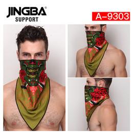 $enCountryForm.capitalKeyWord Australia - JINGBA SUPPORT Cycling Quick-Drying Bandana ciclismo Fishing Mask scarf Bike Face Mask Neck Warmer Gaiter Tube Headwear For men