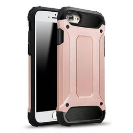 Shock Proof Phone Cases UK - For iPhone 7 plus Cell Phone Cases Protection hybrid case Hard Heavy Duty TPU samsung galaxy note7 TPU Shock Proof with opp package