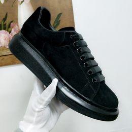 $enCountryForm.capitalKeyWord Australia - Scrub men and women casual sports shoes leather thick bottom couple spring and autumn shoes classic black fashion army green elegant gray