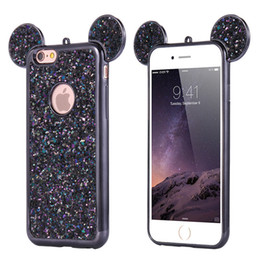 $enCountryForm.capitalKeyWord Australia - 3D Cartoon Glitter Soft Tpu Case for IPhone X XS MAX XR 10 8 8P 7 Plus 6 S 6s Plus 6plus 7plus Case Phone Big Ear Luxury Designer Cover New