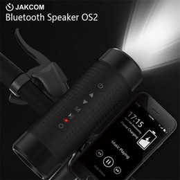Solar Mini Speaker Australia - JAKCOM OS2 Outdoor Wireless Speaker Hot Sale in Other Cell Phone Parts as solar garden lamp dac amp mini projector