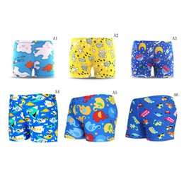 850c640354e3f 1PC Beach Swimwear Shorts For 2-5T Boys Summer Diving Swim Wear Cartoon  Printed Toddler Baby Kid Child Swimming Trunks Swimsuit