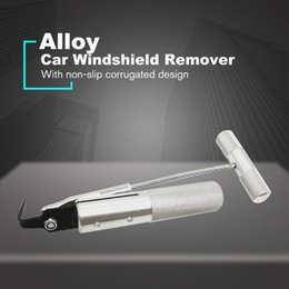 car window rubbers NZ - Car Auto Windshield Remover Window Glass Seal Rubber Removal Repair Hand Tool Car Accessories Windshield Cut Out Knife