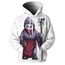 ef778d865486 Belt Birds UK - 3D Hoodies Men Skull Bird Paint 3D Full Print Streetwear  Hoody Pullover