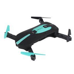 $enCountryForm.capitalKeyWord UK - Foldable Selfie Pocket Drone 2.4GHz 6-Axis Gyro Wifi FPV 2.0MP Camera G-Sensor Altitude Hold Quadcopter RC Helicopter Model Toys