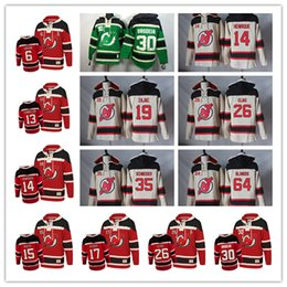 Discount hockey jerseys henrique - Men's Hockey New Jersey Devils 13 Mike Cammalleri 19 Travis Zajac 14 Adam Henrique 30 Martin Brodeur 35 Cory Schnei