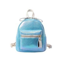 Gradient Color Laser Women Backpacks 2019 New High-quality Pu Leather Women  Bag Mini Shoulder Bag School Rucksack Travel Bags f92aa7a30f07f