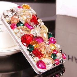 $enCountryForm.capitalKeyWord Australia - Diamond Flowers Bling Crystal Stone Luxury Decoration Case for SamsungA3 A5 A7 J3 J5 J7(2016 2017 edition)Rhinestone Coque Funda