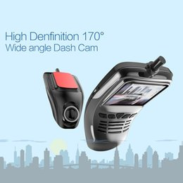 wifi dash cams Australia - High Quality Small Eye Dash Cam Car DVR Recorder Camera with Wifi Full HD 1080p Wide Angle Lens G Sensor Night Vision Dash Cam