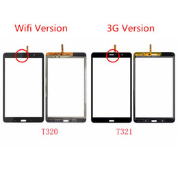Digitizer Touch Panel For Samsung Tab Australia - SZMUGUA 8.4inch Top Front Digitizer Glass Panel for Samsung Galaxy Tab Pro 8.4 T320 T321 Touch Screen
