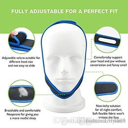 $enCountryForm.capitalKeyWord NZ - Amazon with the 1pcs lot Anti Snoring Chin Dislocated Snoring Resistance Band Chin Fixing Straps Band Safe and comfortable Stop Snoring Belt