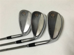 Wholesale Brand New CG17 Wedge CG17 Golf Wedges Golf Clubs 52 56 60 Degree Steel Shaft With Head Cover