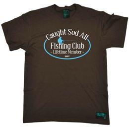 9cbb94a7 Caught Sod All MENS Drowning Worms T-SHIRT tee birthday gift gear funny  fishing Men Women Unisex Fashion tshirt Free Shipping
