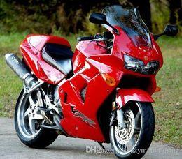$enCountryForm.capitalKeyWord Australia - 3 Free gifts New ABS Fairing Kits 100% Fit For HONDA VFR800RR 98 99 00 01 VFR800 VFR 800RR 1998 1999 2000 2001 Bodywork set nice buy red