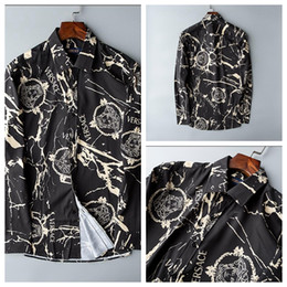 $enCountryForm.capitalKeyWord Australia - The new luxury goods brand men xiushen pure color fashion shirt boutique fiber long sleeve button-down stripes shirt S-3xl free freight a01
