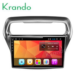 "Ford Touch Screen Stereo NZ - Krando Android 8.1 10.1"" IPS Touch screen car dvd Multimedia player for Ford ESCORT 2015-2016 radio player gps navigation wifi"