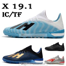 $enCountryForm.capitalKeyWord Australia - New Mens Low Ankle Football Boots X 19.1 IC TF Soccer Cleats X 19.1 Speedmesh Speed Mesh Indoor Turf Soccer Shoes