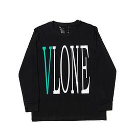 Discount thin long sleeve cotton - Vlone Hoodie Trend Mens Designer Sweatshirt Sweat High Quality Fashion Comfortable Men Women Designer Hoodies Size S-XL