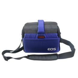 Camera Shoulder Strap Australia - Universa Camera Shoulder Bag Case Flexible Strong Nylon with Belt Loop Zipper+Adjustable Shoulder Strap Black Color