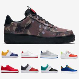 $enCountryForm.capitalKeyWord Australia - Black Utility White Dunk 1 Casual Shoes Skeleton Obsidian Men Women Skateboarding Ribbon-pack Low Cut Breathable Sports Sneakers 36-45