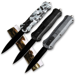 Wholesale wholesale Benchmade BM3300 A07 A16 UTX85 ABS handle camping automatic knife pocket knife tactical cutting tool