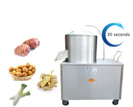 $enCountryForm.capitalKeyWord Australia - HOT SELLING Auto Stainless Steel Potato peeler peeling machine Potato washing machine potato peeler peeling machine