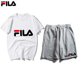 $enCountryForm.capitalKeyWord Australia - POLO suit men's sports suit, fashion men's sportswear, autumn short sleeve + shorts, two-piece men's casual wear