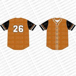 jeter jersey cheap 2019 - Top Custom Baseball Jerseys Mens Embroidery Logos Jersey Free Shipping Cheap wholesale Any name any number Size M-XXL 65