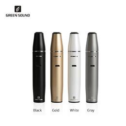 $enCountryForm.capitalKeyWord Australia - GreenSound TOBA ICOS Electronic cigarette vaporizer kit 1500mah vaper cigarettes icos vape pen for vapor vapes hookah