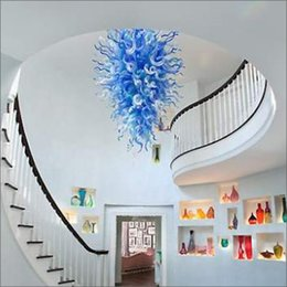 $enCountryForm.capitalKeyWord Australia - New Arrival Cheap Price Pretty lighting Murano Glass Chandelier Hand Blown Murano Glass Ceiling Lights Designer
