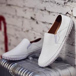 $enCountryForm.capitalKeyWord Australia - 2018 spring and autumn models breathable Lok Fu shoes a pedal casual shoes men's lazy handmade extra large size casu