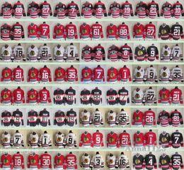 $enCountryForm.capitalKeyWord Australia - Winter Chicago Blackhawks Classic Men #21 Stan Mikita 18 Denis Savard 27 Jeremy Roenick 30 ED Belfour Ice Hockey Jerseys
