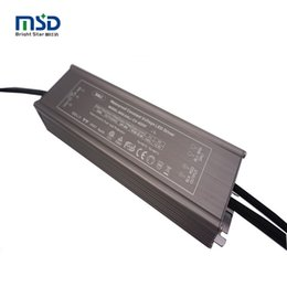 Switch Ip67 Australia - 400W 24V DALI led driver IP67 LED driver 2300mA 36-44V super waterproof led light factory Outlet metal Engineering courtyard
