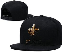 $enCountryForm.capitalKeyWord UK - Free Shipping Cheap Saints snapback Hats Baseball Cap Flat-brim Hat Team Size Baseball Cap Classic Retro Fashion drop ship 00