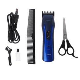 $enCountryForm.capitalKeyWord Australia - 1 Set Rechargeable Shaver Beard Trimmer Razor Hair Clipper Body Groomer EU Plug