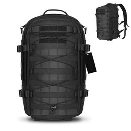 $enCountryForm.capitalKeyWord NZ - Outdoor Tactical Backpack Assault Pack Army Molle Bug Out Bag 1000D Nylon Daypack Rucksack Bag for Camping Hiking