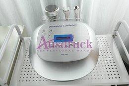 Venta al por mayor de ¡Caliente! Mini 2in1 40K Liposucción ultrasónica Cavitación para adelgazar máquina de pérdida de peso cuerpo estiramiento facial ultrasonido piel para salón